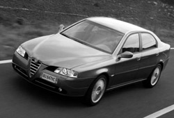Alfa Romeo 166 (98-)