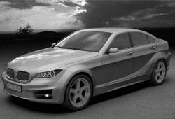 BMW F30 3 series (12-)