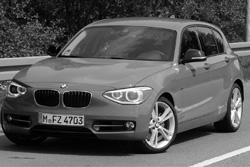 BMW F20/F21 1 series (11-)