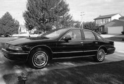 Chevy Caprice (91-96)