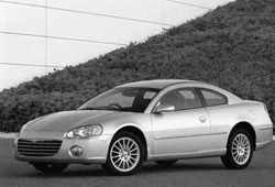 Chrysler Sebring Coupe (01-)