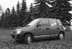 Daewoo Tico (95-98)
