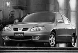 Hyundai Avante (10-)