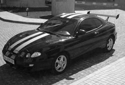 Hyundai Coupe Tiburon (99-02)