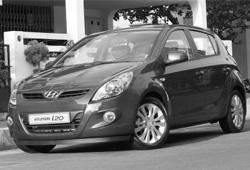 Hyundai I20 (09-)