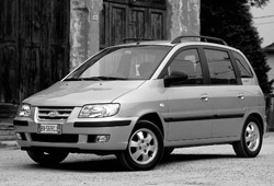 Hyundai Matrix (02-)