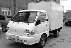 Hyundai Porter H100 (97-) +тагаз