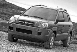 Hyundai Tucson (4/04-)