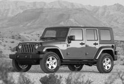 Jeep Wrangler (87-95) (97-00)
