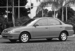 KIA Sephia (5/95-1/97) (2/97-00)