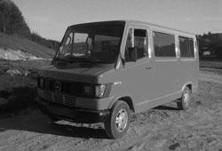Mercedes 207D-410 (81-95)