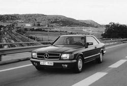 Mercedes W126 (80-91)