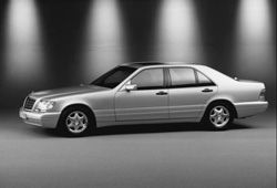 Mercedes W140 Sedan (93-98)