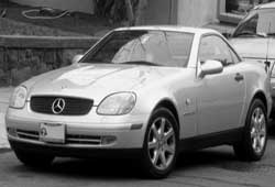 Mercedes W170 SLK (96-02)