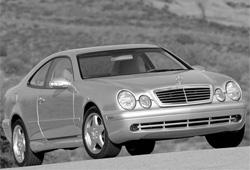 Mercedes W208 (98-02)
