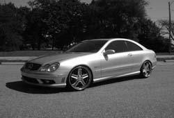 Mercedes W209 CLK (03-)