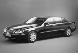 Mercedes W220 (98-)