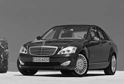 Mercedes W221 (05-)