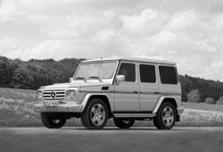 Mercedes W463 (92-) Gelendewagen