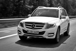 Mercedes X204 Glk-class (08-)