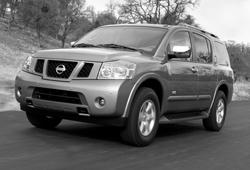Nissan Armada / Titan (04-)
