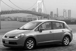 Nissan Tiida ( 07-)