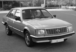 Opel Senator (88-94)