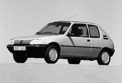 Peugeot 205 (83-)