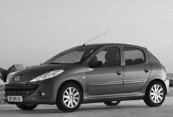 Peugeot 206 (98-)