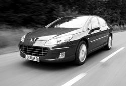 Peugeot 407 (04-)