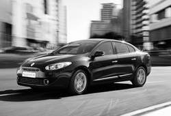 Renault Fluence (10-)
