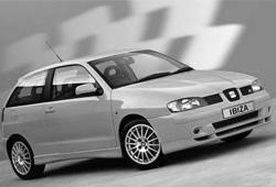 Seat Ibiza (99-02)