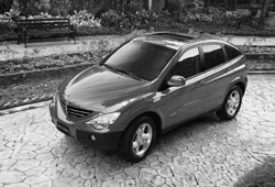 Ssangyong Action (06- )