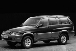 Ssangyong Musso (97-)