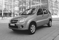 Suzuki Ignis (03-)