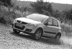 Suzuki Sx-4 (06-)