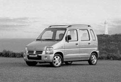 Suzuki Wagon R (99-03)