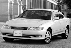 Toyota Mark II / Cressida