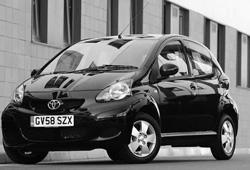 Toyota Aygo (05-)