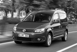 VW Caddy (04-)